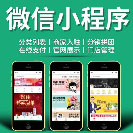 福州小程序开发公司_福州微信小程序开发定制外包费用多少钱